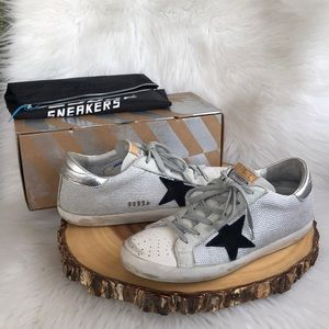 Golden Goose sneakers W/ box